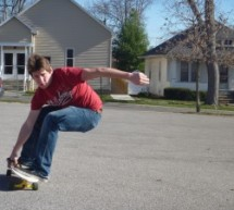 Adam Crouch tales of athleticism: longboarding