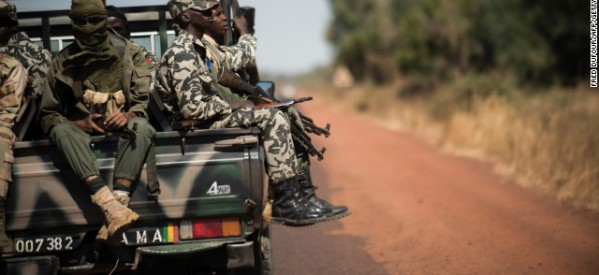Growing Concerns over Mali Terrorism