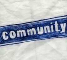 "Rebuilding ""Community"""