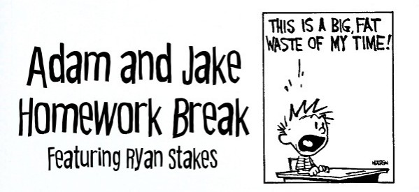 Adam and Jake Homework Break Episode 7 – Peculiar Crowns