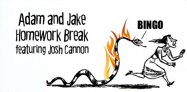 Snake on Fire