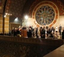 Spring Choir Tour 2013