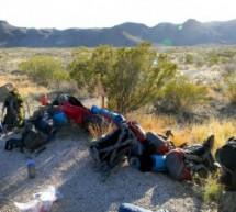 Texas Backpacking Trip