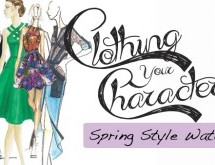 Clothing Your Character: Spring Style Watch