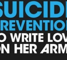Suicide Prevention Week 2013