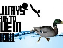 The Always Ready To Dive In Show Episode 7 – Duck Racing