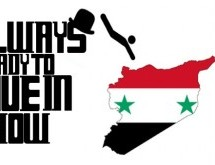 The Always Ready To Dive In Show Episode 3 – Syria