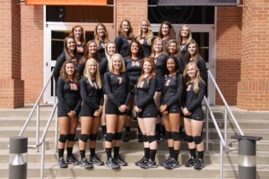 2013 Panthers Volleyball Team