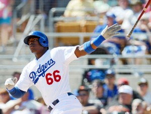 Yasiel Puig resurrects the Dodgers season Media by www.dacardworld.com