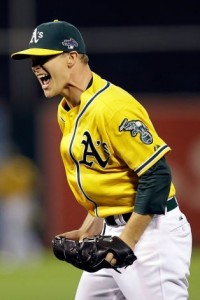 Sonny Gray pitches a masterpiece in NLDS game 2 Media by www.sfgate.com