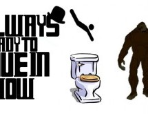 The Always Ready To Dive In Show Episode 14 – Homecoming, Bigfoot, and Toilets