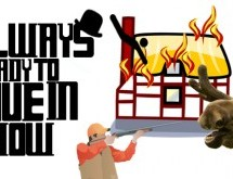 The Always Ready To Dive In Show Episode 18 – You Know What Will Go Good With This Fire? Booze.