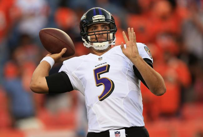 Joe Flacco is not living up to his contract Media by bleacherreport.com