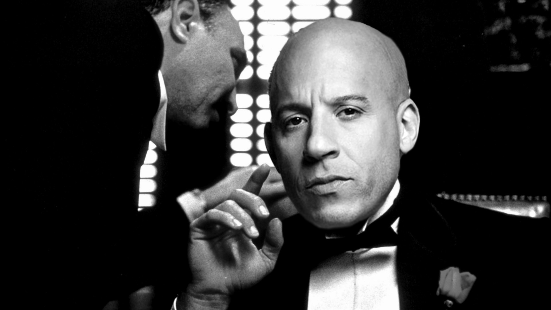 Vin Diesel as the Godfather Media by Austin Stephens