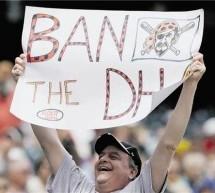 Sports Debates: The Designated Hitter