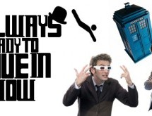 The Always Ready to Dive In Show Episode 29 – Doctor Who, Crack, and Portals