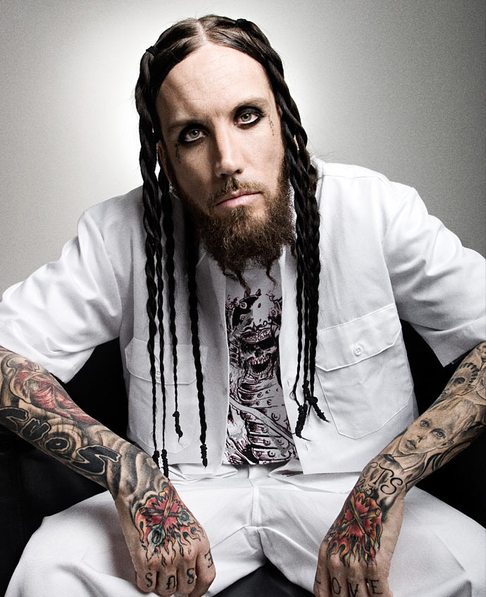 Brian Welch Christian There And Back Again: ...