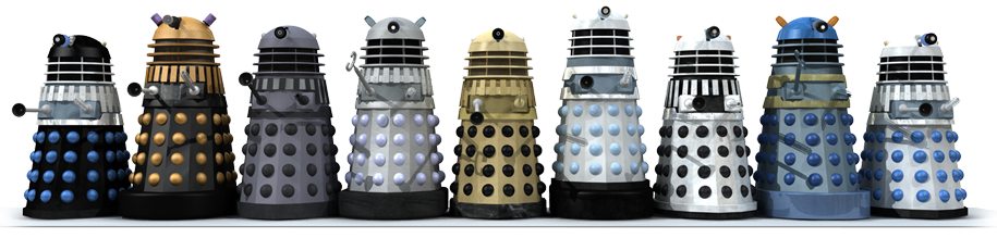 Daleks Media by dalek6388.co.uk