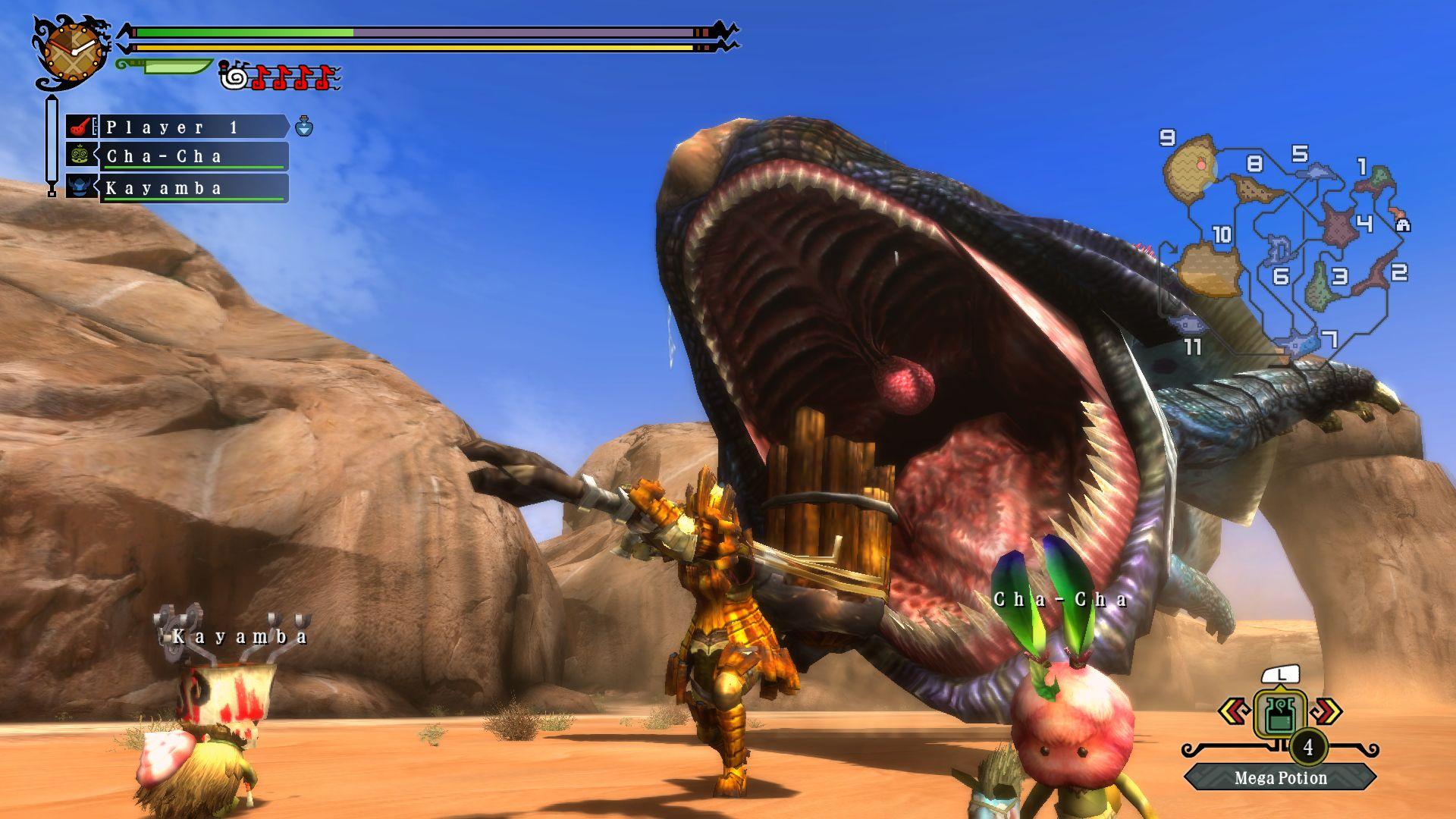 Monster Hunter 3 Ultimate Review: Why Monster Hunter