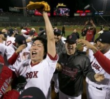 Shipping up to Boston: Red Sox Win World Series in Six