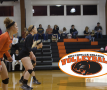 Volleyball Beats Rival Webster, Take Sole Posession of First in SLIAC