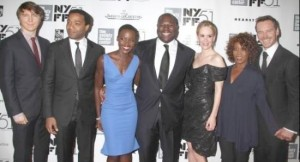 Cast of 12 Years a Slave Media by www.eurweb.com