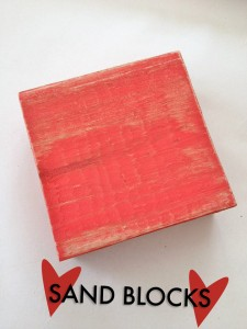 4. Sand Blocks