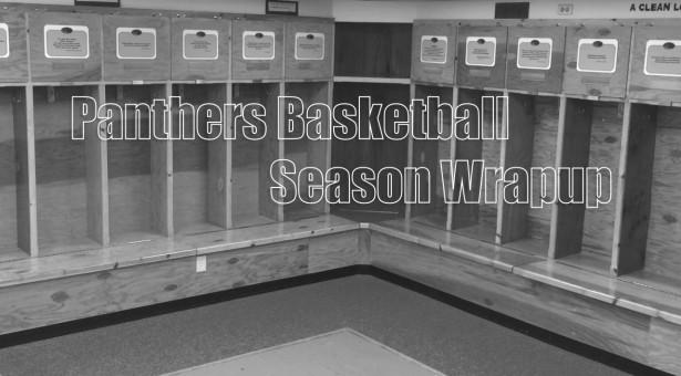Locker room (Panthers Basket ball season wrapup