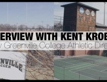Say Hi to GC's New Athletic Director, Kent Krober