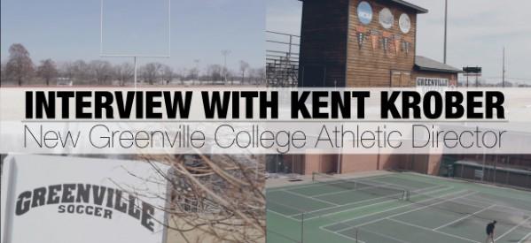 Say Hi to GC's New Athletic Director, Kent Krober