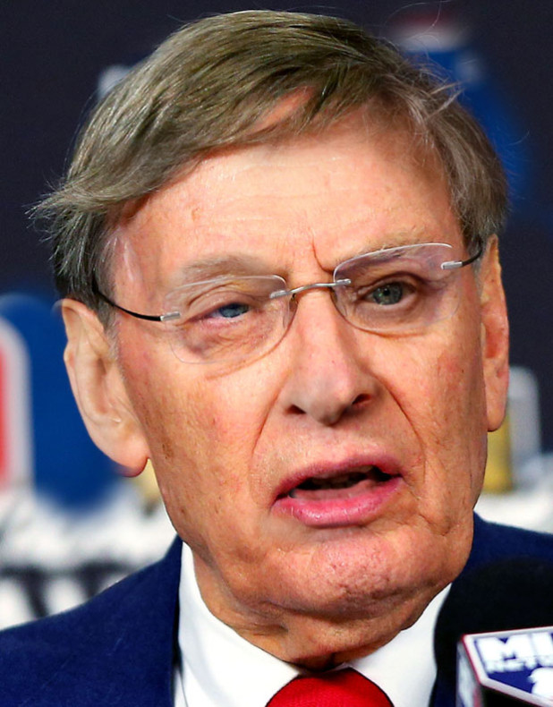 Bud Selig Hates Baseball Media by thoughtgrime.com