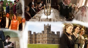 downtonabbeycollage