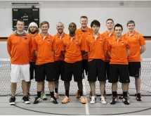 Men's Tennis Finishes Spring on a Winning Note