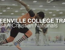 Greenville College Track Team @ Christian Nationals