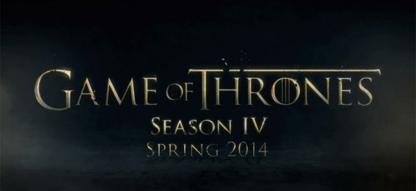 Game of Thrones: Season 4 Preview