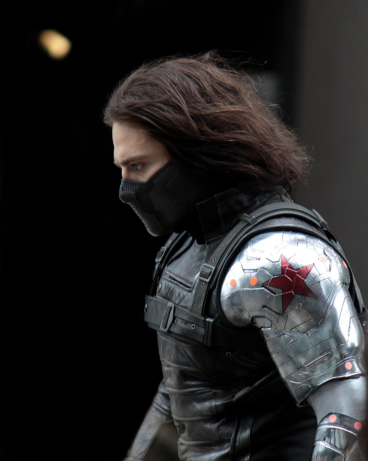 The Winter Soldier is not to be taken lightly. From blurppy.com