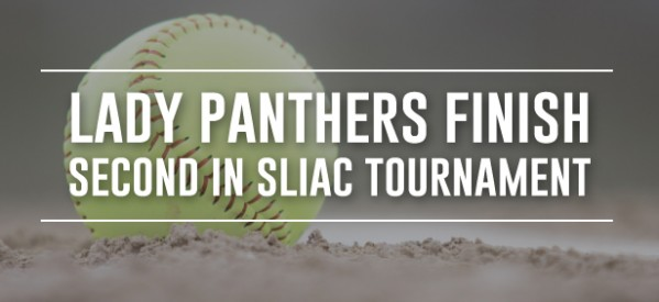 In Record Setting Season, Lady Panthers Finish Second in SLIAC Tournament