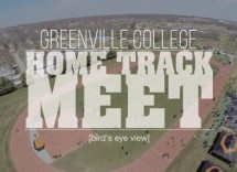Greenville College Home Track Meet | a different perspective