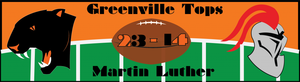 Greenville Football Logo