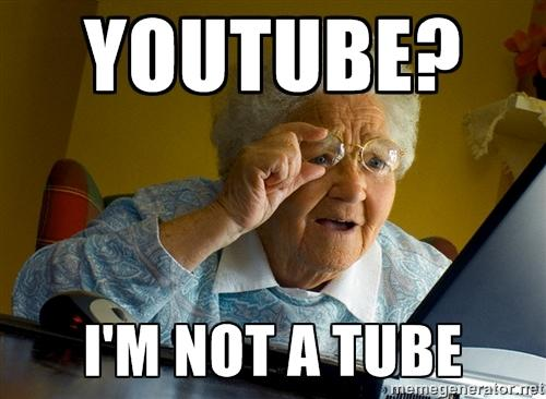 http://knowyourmeme.com/memes/grandma-finds-the-internet/photos