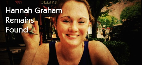 Hannah Graham's Remains Found