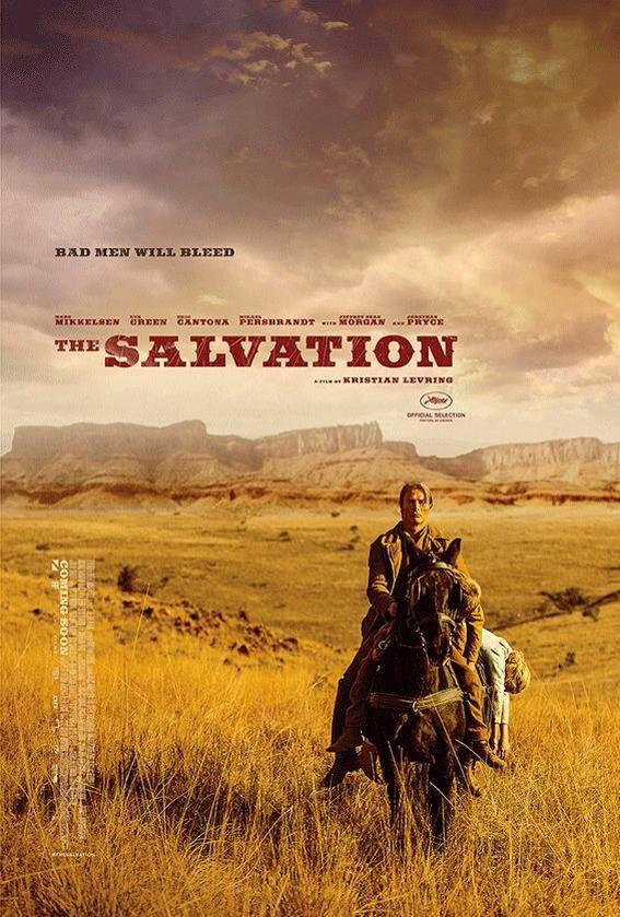 Jon trots on his horse with a beautiful landscape behind him. Poster for the film. Source: indiewire.com