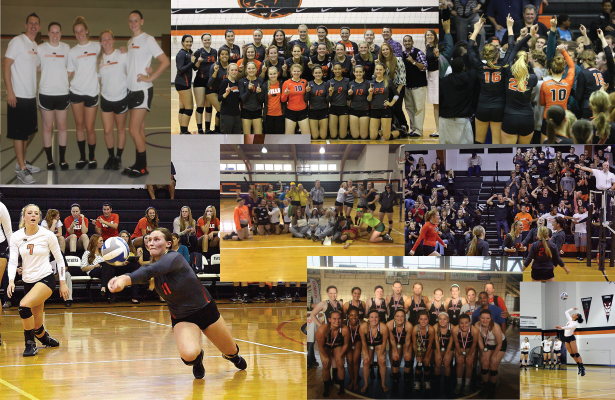 Media by Matt Miller Photos credited: GC Vball FB Page