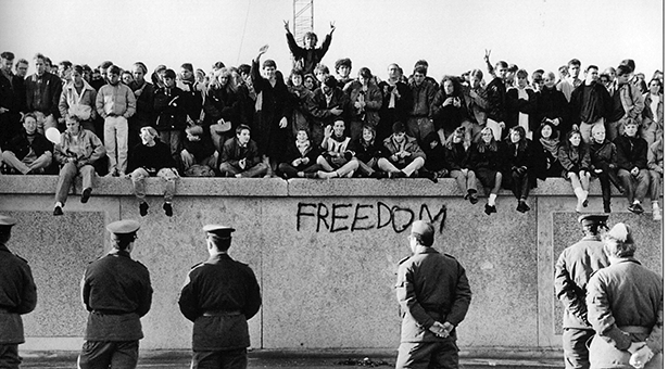 an analysis of the berlin wall and its impact on the world An analysis of mending wall essay  - the creation of the berlin wall the end of world war ii triggered the start of the cold war the victors of wwii, the united .