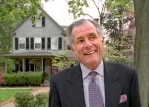 Frank Deford. Photo from baltimoresun.com