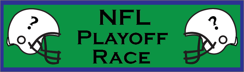 NFL Playoff Race – Greenville College Papyrus