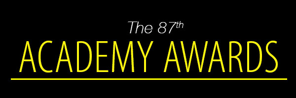 The 87th Academy Awards