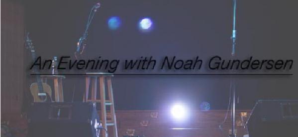An Evening with Noah Gundersen
