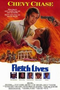 """Fletch Lives"" poster. Source: bestofthe80s.wordpress.com"