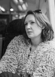 Author Paula Hawkins. Source: npr.org